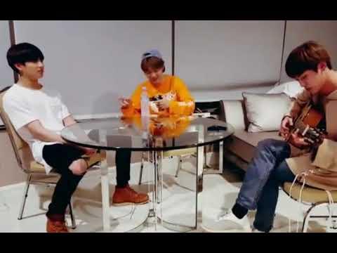 [JiKook] Jimin & Jungkook singing Springday - BTS