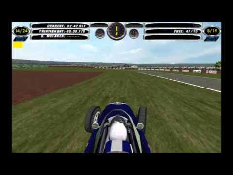F1 Challenge VB || 1963 Season - Round 10 || South Africa - East London || Cooper || Race 19 Laps