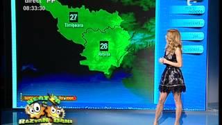 Vremea cu Flavia Mihăşan 14/10/2014