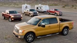 Big Trucks Duke it Out | Full Size Pickup Comparison | Edmunds.com