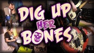 """""""DIG UP HER BONES"""" (Misfits Cover) - EMILY BONES"""