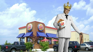 What does Colonel Sanders think about Burger Shot?
