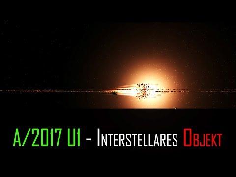 A/C/2017 U1 (CK17U010) - Interstellares Objekt entdeckt