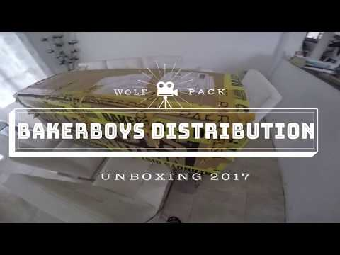 CCS UNBOXING - BAKERBOYS DISTRIBUTION X WOLFPACK