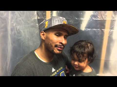 "Leandro Barbosa celebrates ""We gonna be championship"" prediction"