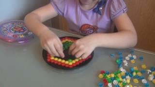 Детская мозаика. Как в нее играют дети