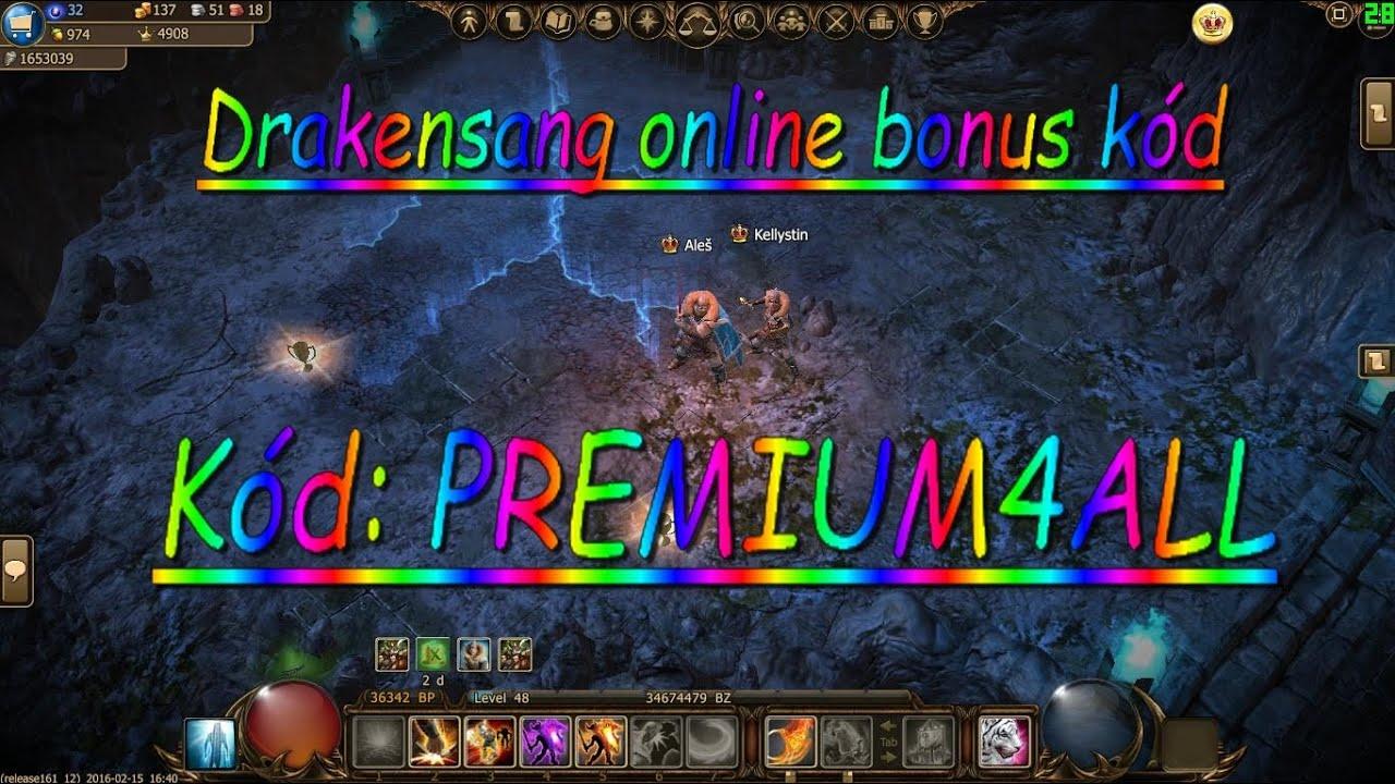Drakensang Online Bonus