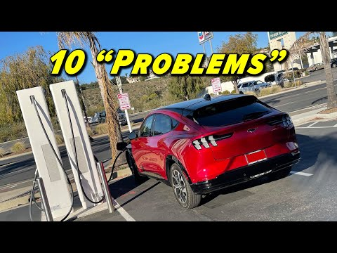 My 10 Complaints With The Mach E