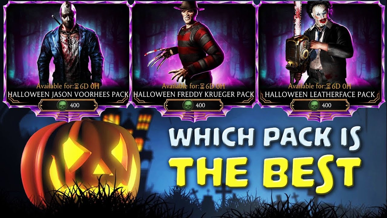 Mkx Mobile Halloween Update 2020 MK Mobile. Halloween Pack Opening. Which One Should You Open? Best