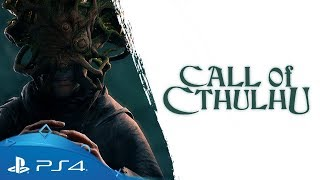 Call of Cthulhu | Gameplay Trailer #2 | PS4