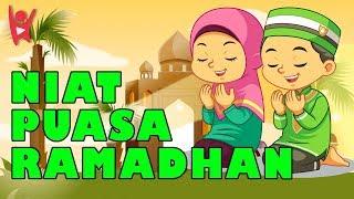 Anak Belajar Doa Niat Puasa Ramadhan