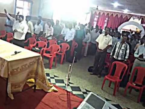 The Holy GOD Ministries Pastors Confrence In KarnatakaPs Johnson Veerapaneni