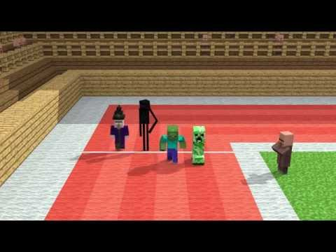 Monster School: The Olympics - Minecraft Animation