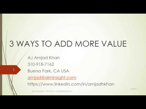 ERP Software Consultant   3 Ways to Add More Value
