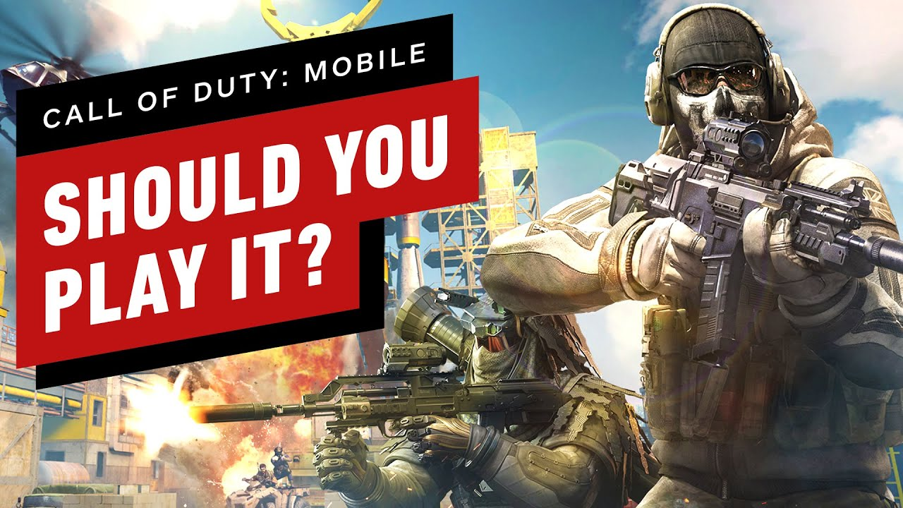 Call of Duty Mobile: Should You Play It? thumbnail