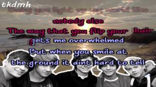 One Direction - What Makes You Beautiful Karaoke/Instrumental