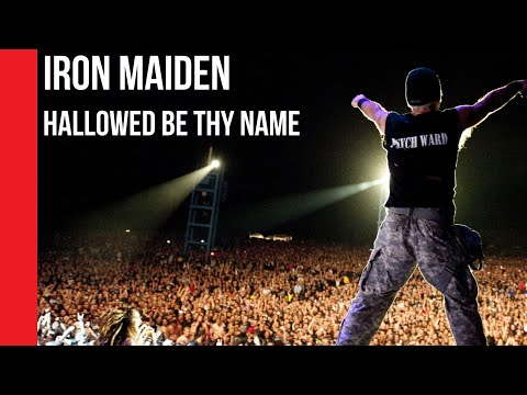 IRON MAIDEN - Hellowed Be Thy Name  sub Español +