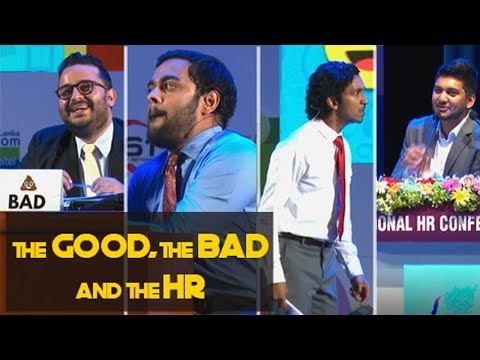 The Good, the Bad and the HR  Identities INC Productions