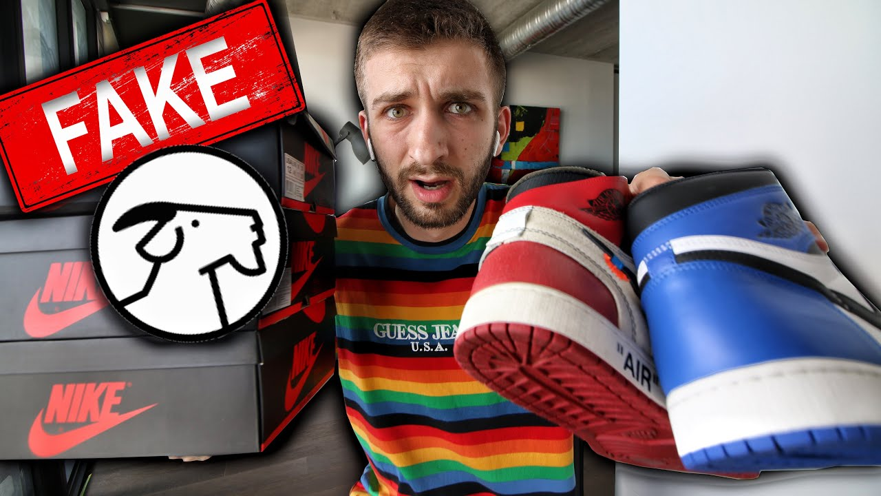 I Sold FAKE Sneakers on GOAT App... This Is What Happened