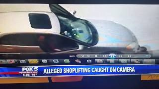Target Shoplifting Suspects Identified