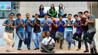 ICC World Twenty20 Bangladesh 2014, Flash Mob-Independant University (IUB)