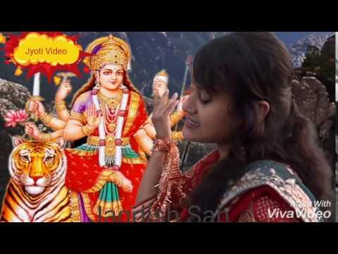 he durga maiya saran me bolaliya new dharmic song HD