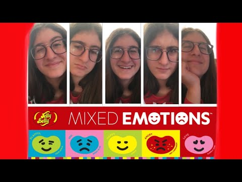 Review of JELLY BELLY Mixed Emotions with Mariana (Brought By JouéClub)