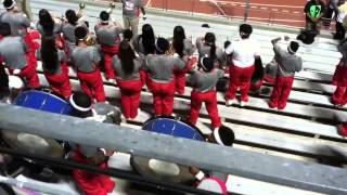 "Kimball HS Band ""Drunk In Love"""