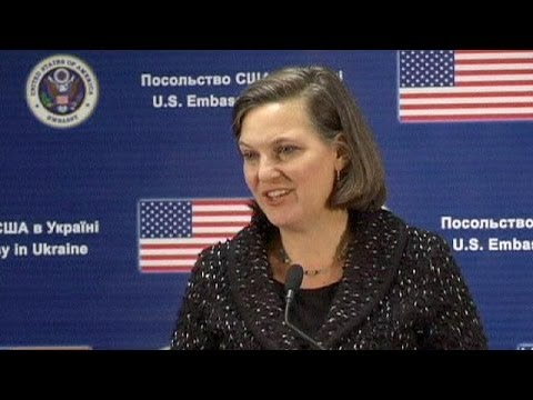 Nuland: No comment on private conversation about EU and Ukraine