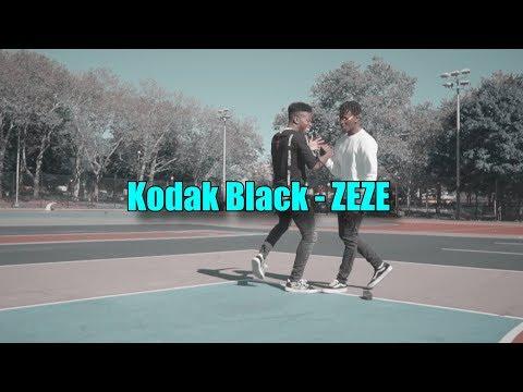 Kodak Black - ZEZE   Freestyle