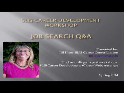 Job Search Q&A