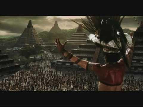 Trailer do filme Apocalypto