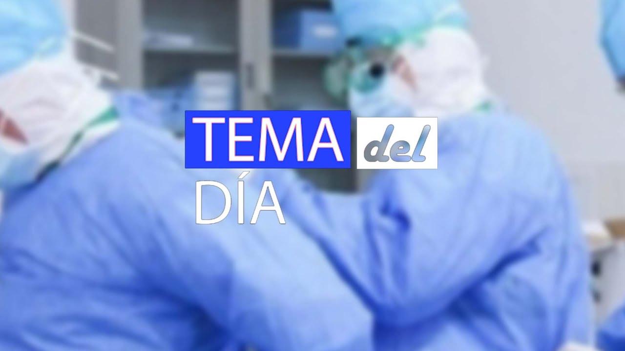 Tema del Día - Trabajadores de sanidad