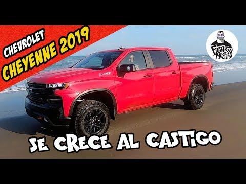 Chevrolet Cheyenne 2019 Esta se crece al castigo