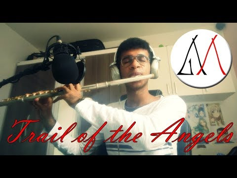 Trail of The Angels - Transversal Flute ( Chinese flute music )