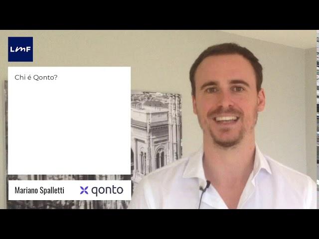 Chi è Qonto - Mariano Spalletti (Qonto)
