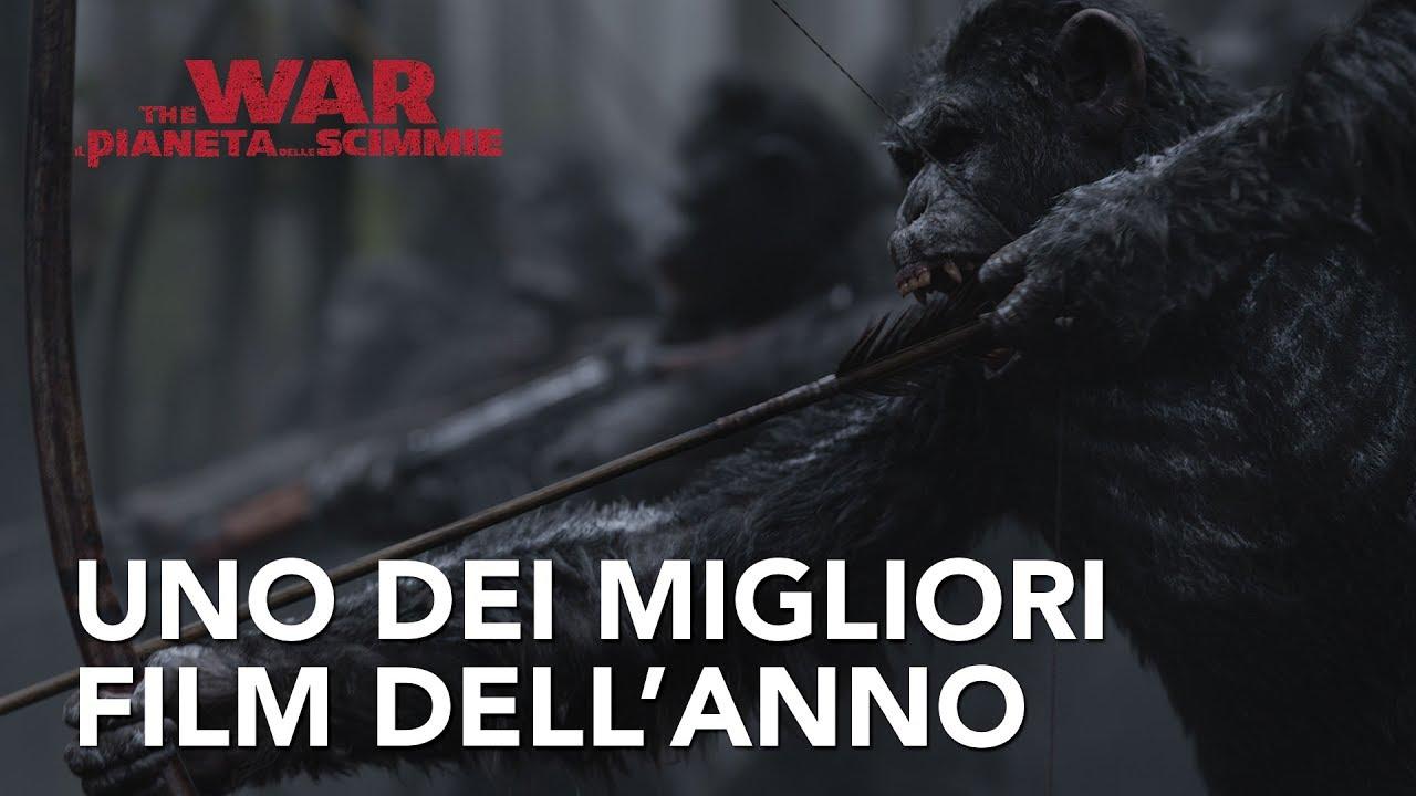 The War Il Pianeta Delle Scimmie Uno Dei Migliori Film Dellanno