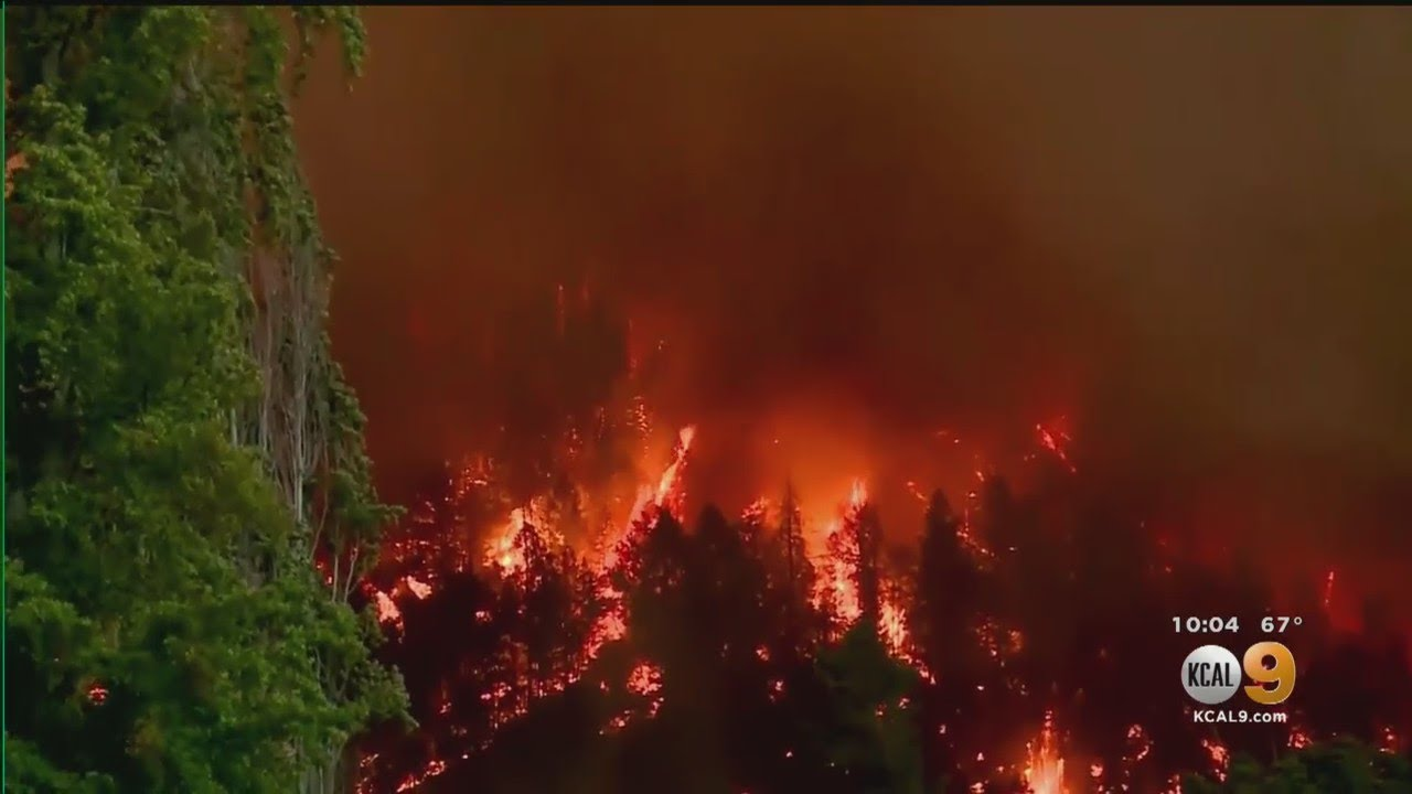 With Triple Digit Temperatures On The Way, Experts Warn Of Dangerous Fire Season