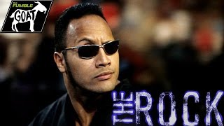 The Rock, the People's Champ -Fumble GOAT Series