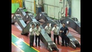 2014 Doosan Installed Boom Welding Robot System