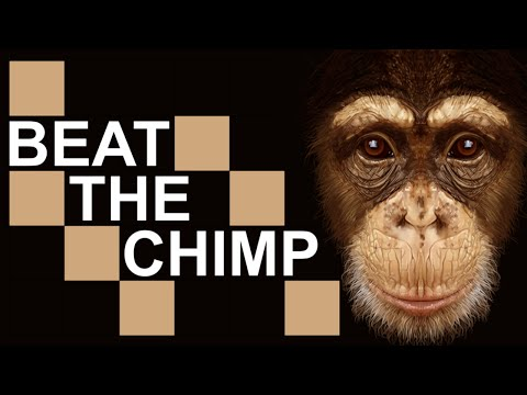 Beat the chimp – Brain puzzle - Numerical sequence masking task, Google Play game