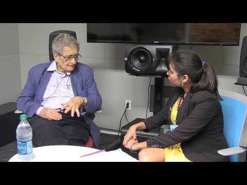 Amartya Sen Full Interview