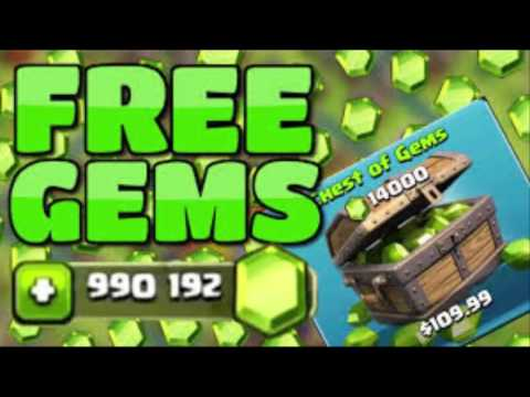 FREE GEMS EXPLOIT!| CLASH OF CLANS/CLASH ROYALE FREE GEMS (No Survey) | HOW TO GET GEMS INSTANTLY