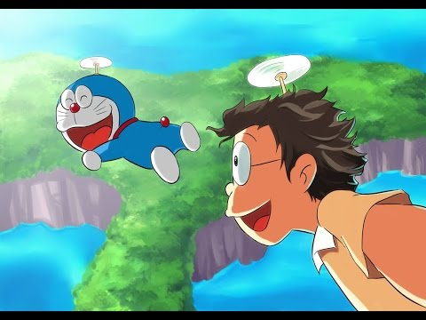 Doraemon (NEW MOVIE) the movie nobita...