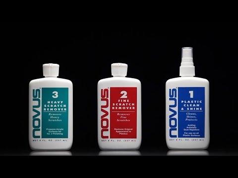 Novus® Plastic Polish