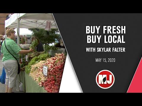 Buy Fresh Buy Local | Skylar Falter | May 15, 2020