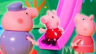 Peppa Pig Official Channel | Peppa Pig Stop Motion: Peppa Pig's Campervan Holiday Fun Time