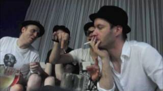 Sum 41 talks about Tom Lord-Alge, the new album, and of course booz...
