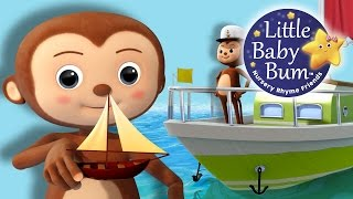 Learn with Little Baby Bum | Rub a Dub Dub | Nursery Rhymes for Babies | Songs for Kids