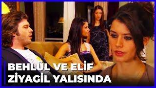 Behlül ve Elif'i Gören Bihter'in Nutku Tutuldu! - Aşk-ı Memnu 28.Bölüm